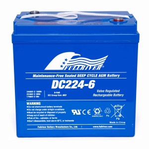 DC224-6 batteries